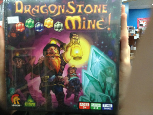 DragonStone Mine! (ENG)