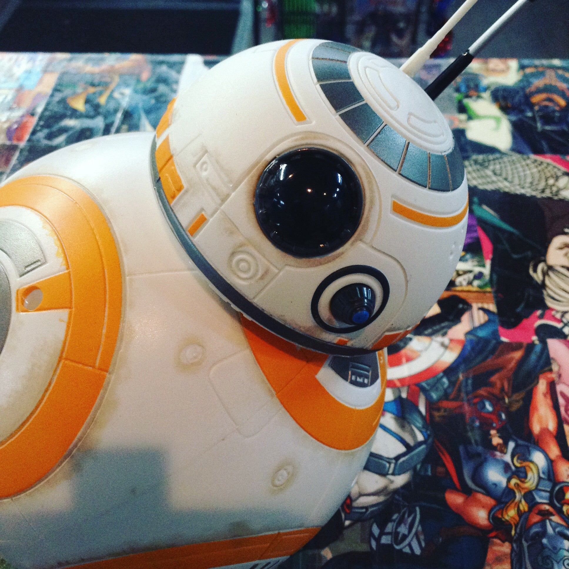 Bb8-Firgurines-Multizone: Comics And Games | Multizone: Comics And Games