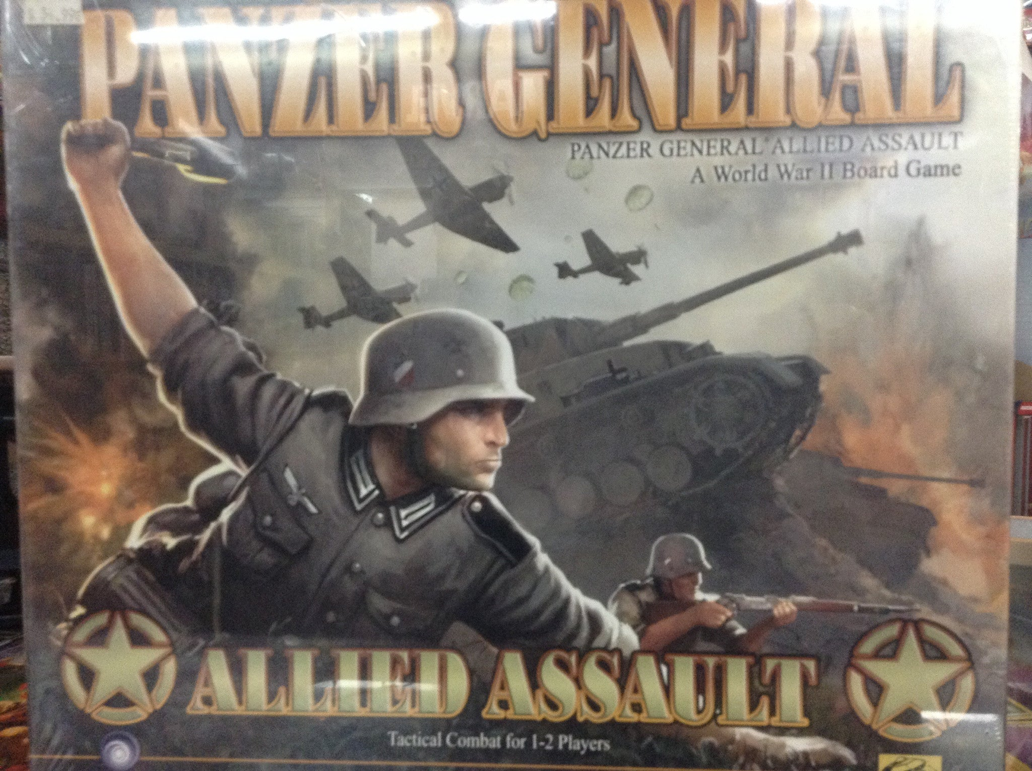Panzer general allied assault-Board Game-Multizone: Comics And Games | Multizone: Comics And Games