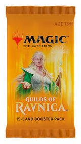 Guilds of Ravnica - Packs-MTG Pack-Multizone: Comics And Games