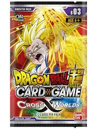 Cross Worlds - Boosters - DBS-Dragon Ball Super-Multizone: Comics And Games | Multizone: Comics And Games
