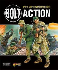 Bolt Action Orders Dice - Olive Drab (12)-Bolt Action-Multizone: Comics And Games
