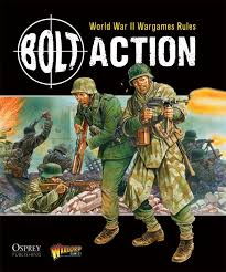Bolt Action Orders Dice - Red (12)-Bolt Action-Multizone: Comics And Games | Multizone: Comics And Games