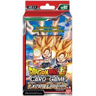 Extreme Evolution - Starter deck - DBS-Dragon Ball Super-Multizone: Comics And Games