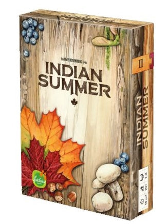 Indian Summer-Board game-Multizone: Comics And Games | Multizone: Comics And Games