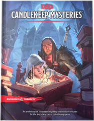 D&D 5e: Candlekeep Mysteries | Multizone: Comics And Games