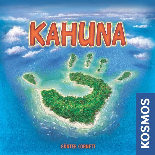 Kahuna (FR/ENG)-Board game-Multizone: Comics And Games | Multizone: Comics And Games