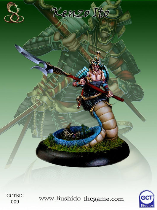 Ito Kenzo-Miniatures|Figurines-Multizone: Comics And Games