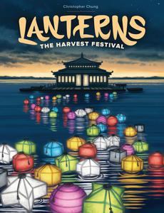 Lanterns: The Harvest Festival (ENG)-Board game-Multizone: Comics And Games