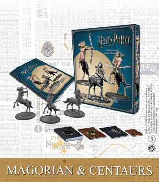 Magorian & centaurs-Miniatures|Figurines-Multizone: Comics And Games | Multizone: Comics And Games