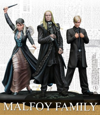 MALFOY FAMILY-Batman Miniature Game-Multizone: Comics And Games | Multizone: Comics And Games