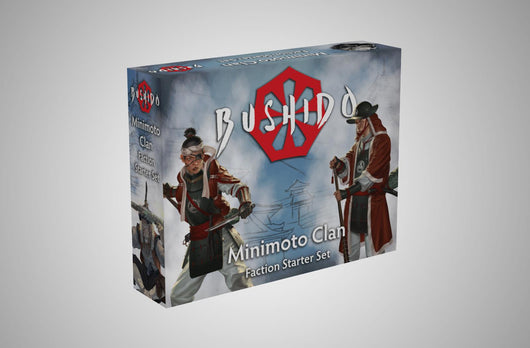 Minimoto Starter set-Bushido-Multizone: Comics And Games