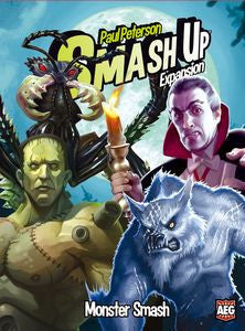 Smash Up: Monster Smash-Board Game-Multizone: Comics And Games