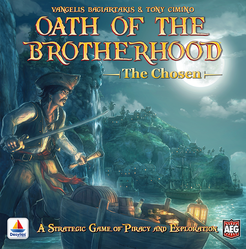 Oath Of The Brotherhood -the chosen-Board Game-Multizone: Comics And Games | Multizone: Comics And Games