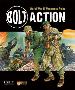 Bolt action 2 Rulebook - FR