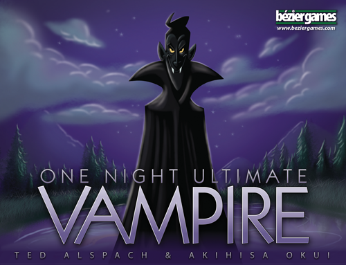 One Night Ultimate vampire-Board game-Multizone: Comics And Games