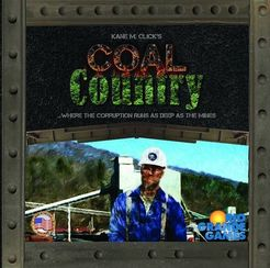 Coal Country-Board game-Multizone: Comics And Games | Multizone: Comics And Games