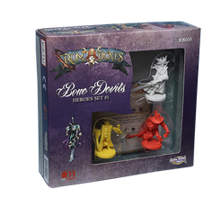 Rum & Bones: Bone devils hero set 1
