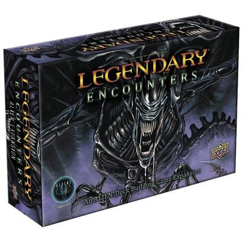 Legendary Encounters: An Alien Expansion-card game-Multizone: Comics And Games | Multizone: Comics And Games