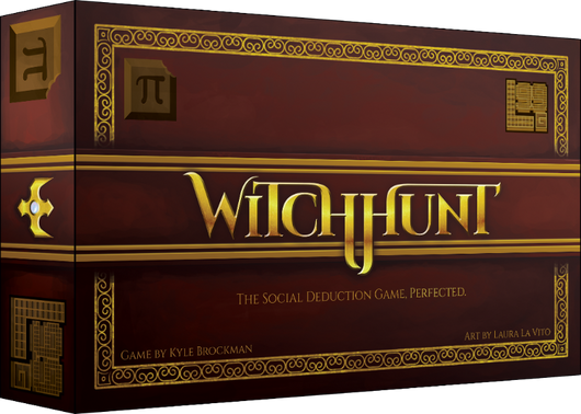 Witchhunt-Board game-Multizone: Comics And Games