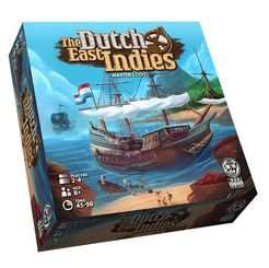 Dutch East Indies-Board Game-Multizone: Comics And Games | Multizone: Comics And Games