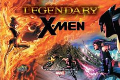 Legendary: X-Men-Board game-Multizone: Comics And Games | Multizone: Comics And Games