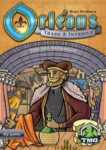 Orléans: Trade & Intrigue-Board Game-Multizone: Comics And Games | Multizone: Comics And Games