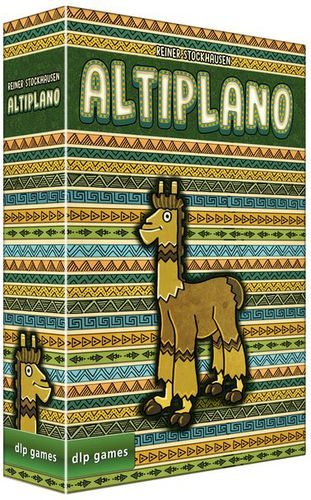 Altiplano (ENG)-Board Game-Multizone: Comics And Games | Multizone: Comics And Games