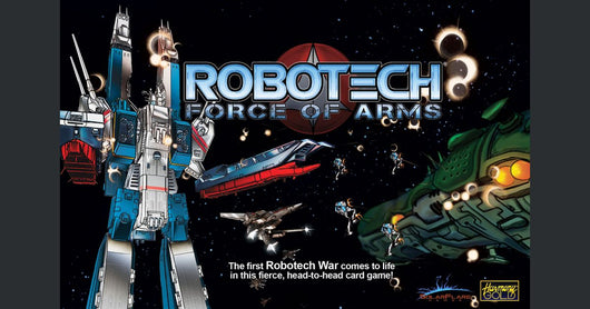 Robotech Force of arms