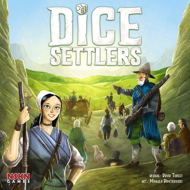 Dice Settlers | Multizone: Comics And Games