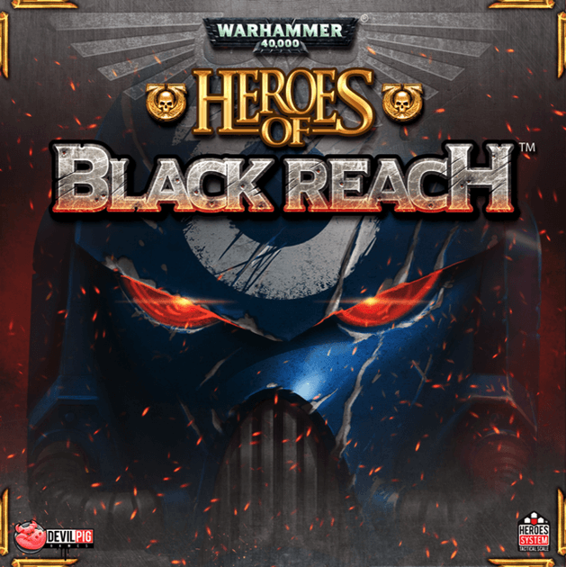 Heroes of Black Reach | Multizone: Comics And Games