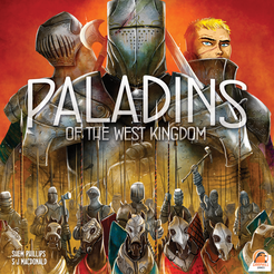 Paladins of the West Kingdom + Promos