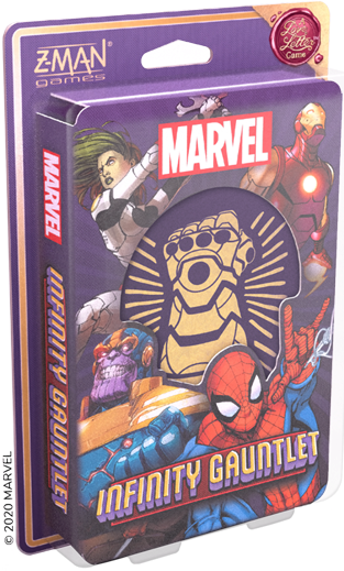 Infinity Gauntlet: A Love Letter Game | Multizone: Comics And Games