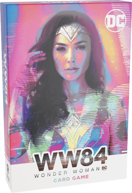 WW84 card Game | Multizone: Comics And Games