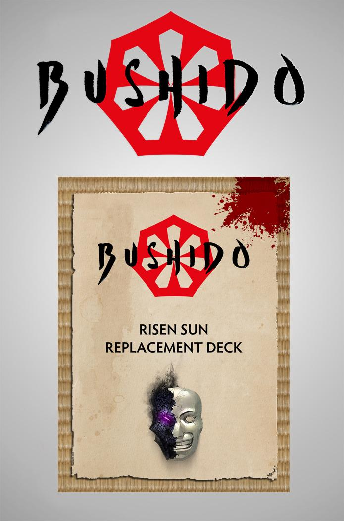 Cult of Yurei Replacement card pack-Bushido-Multizone: Comics And Games | Multizone: Comics And Games