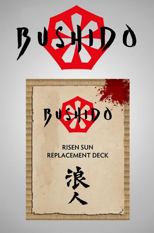 Ronin Replacement card pack-Bushido-Multizone: Comics And Games