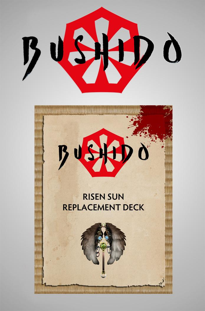 The Descension Replacement card pack-Bushido-Multizone: Comics And Games | Multizone: Comics And Games
