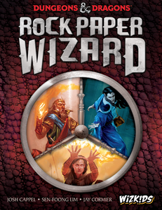 D&D: Rock Paper Wizards (ENG)-card game-Multizone: Comics And Games | Multizone: Comics And Games