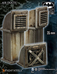 Air Ducts: Scenery-Miniature Game Terrain-Multizone: Comics And Games