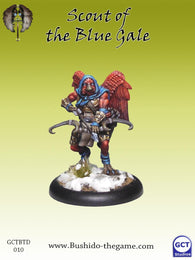 Blue Gale Scout-Bushido-Multizone: Comics And Games