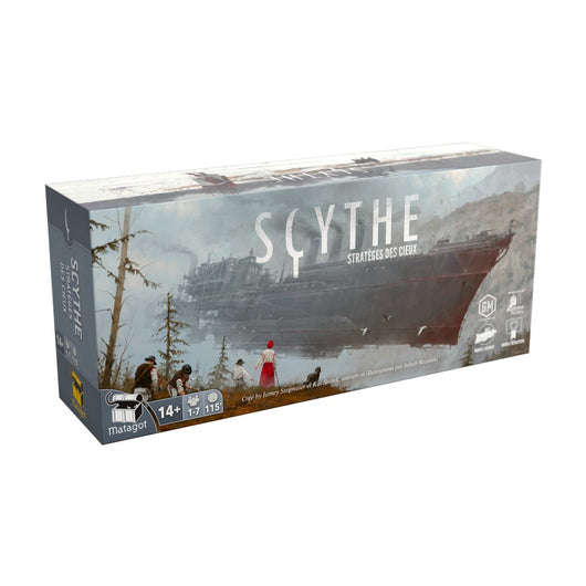 Scythe: Wind Gambit-Board game-Multizone: Comics And Games