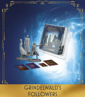 Grindelwald's Followers:-Miniatures|Figurines-Multizone: Comics And Games | Multizone: Comics And Games