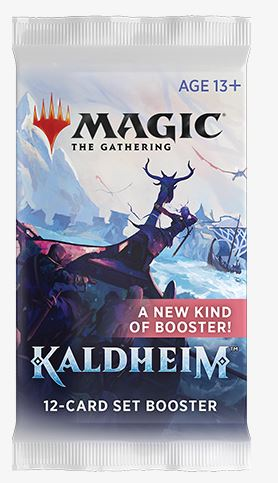 Kaldheim Set Boosters | Multizone: Comics And Games