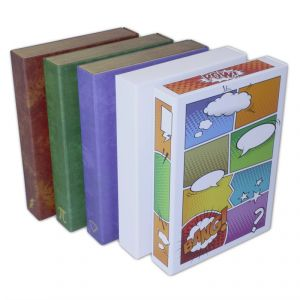 Comic Folio (boxes)