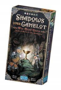 Shadows Over Camelot: The Card Game-card game-Multizone: Comics And Games
