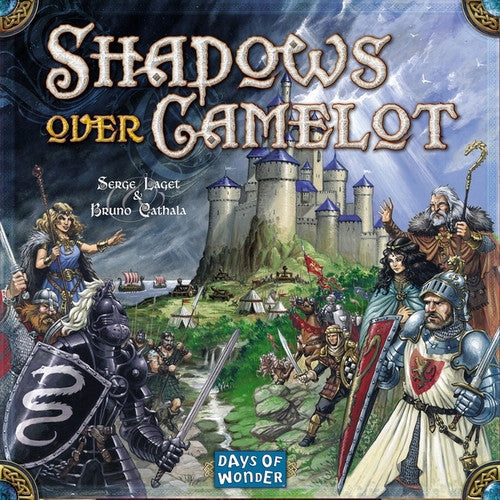 Shadows over Camelot (ENG)-Board game-Multizone: Comics And Games