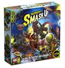 Smash up - Le jeu de baston qui claque-Board Game-Multizone: Comics And Games | Multizone: Comics And Games