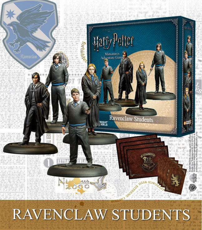 Ravenclaw Students | Multizone: Comics And Games