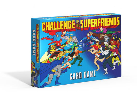 challenge of the superfriends-card game-Multizone: Comics And Games