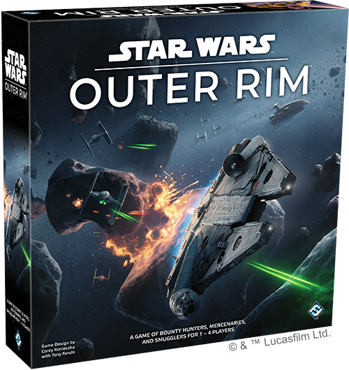 Star Wars Outer Rim | Multizone: Comics And Games